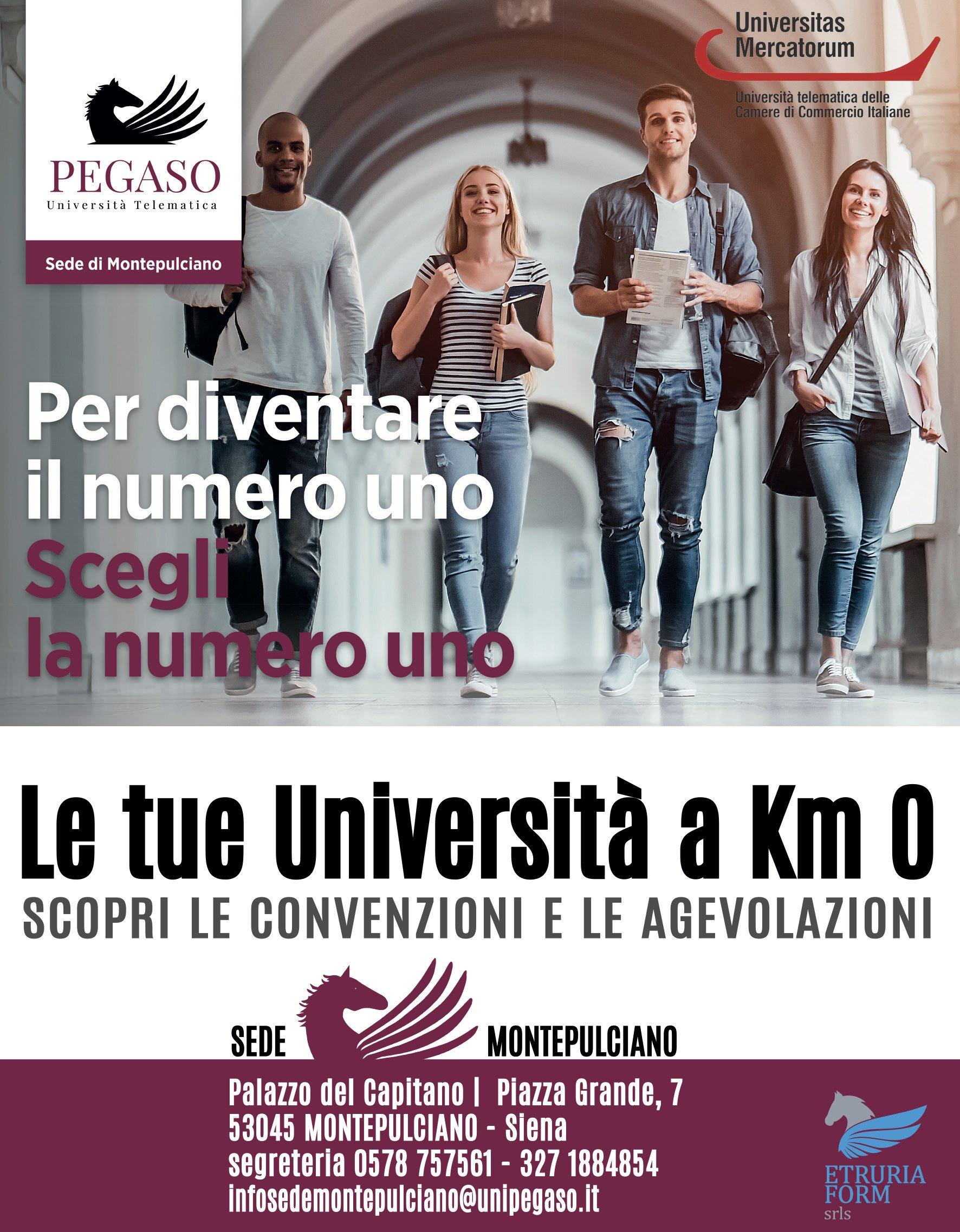 Convenzione Con Universita Telematica Pegaso